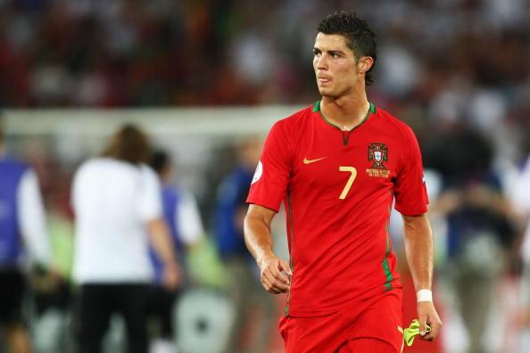 Portugal v Germany - Euro 2008 Quarter Final