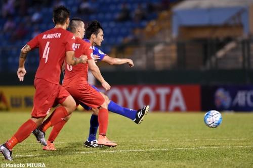 FC東京が前田2発でベトナム王者下し、ACL決勝T進出…日本勢2チーム目の突破