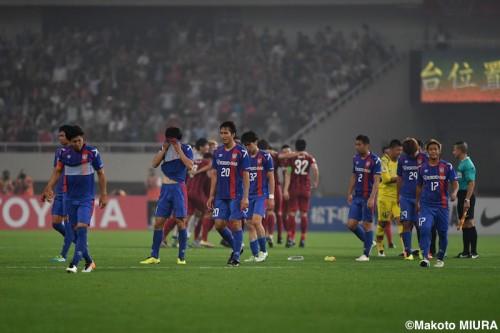 FC東京、初のACLベスト8進出はならず…アディショナルタイムに痛恨の失点