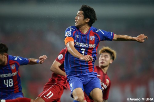 土壇場に痛恨の失点でACL敗退…FC東京DF森重「自分らに力がなかった」