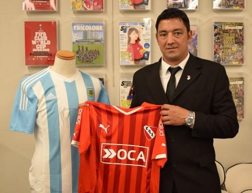 現役時代はボカ在籍時の高原直泰と対戦…アルゼンチン屈指の育成指導者が語る日本サッカー「チリを見本にすればいい」