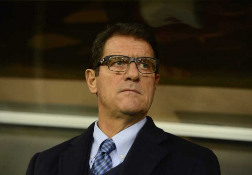 カペッロ氏が母国のイタリア代表に提言「9-1のシステムで戦うべき」