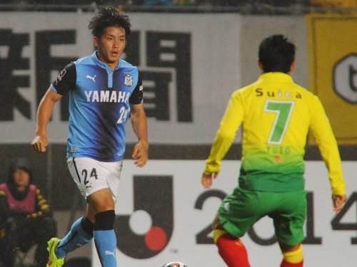 磐田、DF小川大貴とプロA契約締結「今まで支えてくれた方々に感謝」
