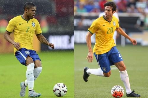 ブラジル代表、D・コスタが負傷でコパ・アメリカ欠場…カカを追加招集