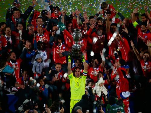 コパ・アメリカ連覇へ…チリ代表がメンバー発表、ビダルらが選出