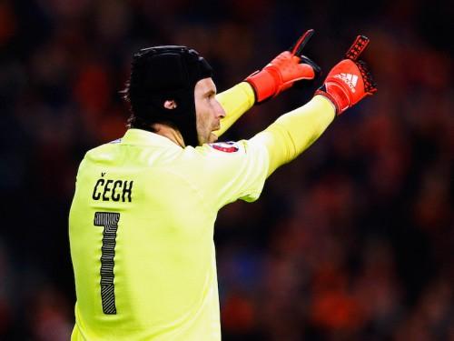 GKチェフ、チェコ代表通算119試合出場達成…最多記録を塗り替える