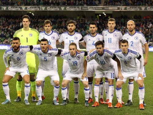 キリン杯で来日のボスニア代表発表…ジェコやピアニッチらが選出