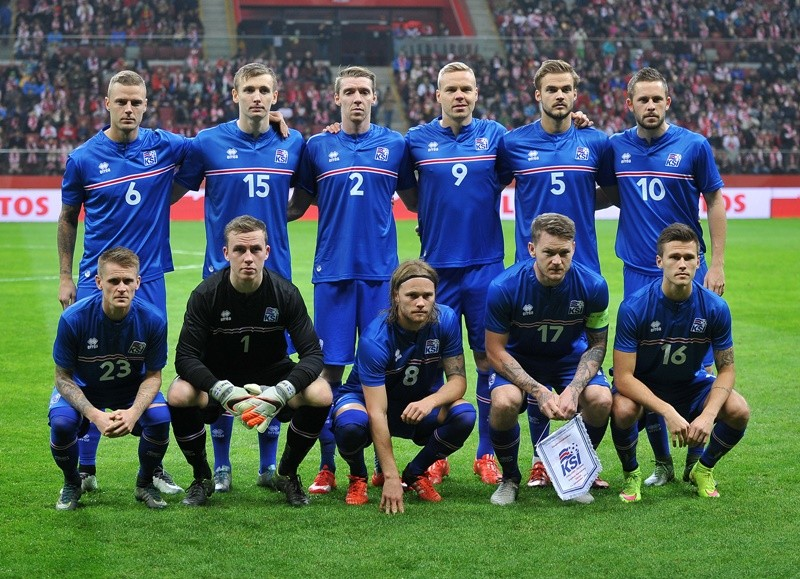 アイスランド代表