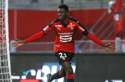 ドルトムントが18歳MFのO・デンベレを獲得か…仏で今季24試合12得点