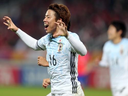 U23代表復帰…広島の浅野拓磨「応援してくださる方々に笑顔を」