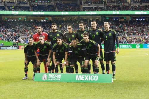 コパ・アメリカに臨むメキシコ代表23名が決定…J・エルナンデスら選出