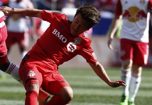 ケガから復帰したトロントMF遠藤翼、MLSは「縦に速く、フィジカルが強い」