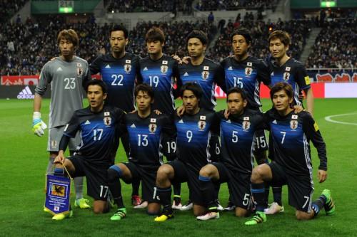 キリン杯に臨む日本代表の背番号が発表…注目の小林祐は「24」、大島は「25」