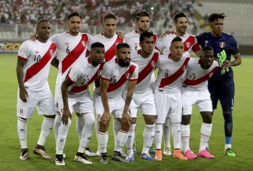 コパ・アメリカに臨むペルー代表にゲレーロら23名…ブラジルらと同組