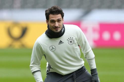 ユーロへ本格始動の独代表…DFB杯で負傷のフンメルスが「数日間離脱」
