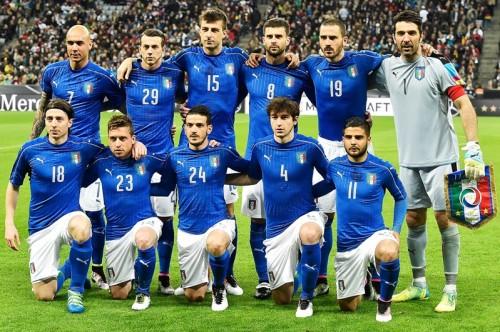 イタリア代表がユーロに向けた候補メンバー発表…ピルロ、ジョヴィンコは選外