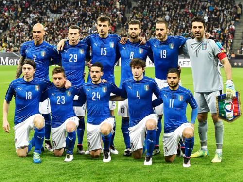 ユーロではベルギーらと対戦…伊代表候補28選手発表、7名初招集