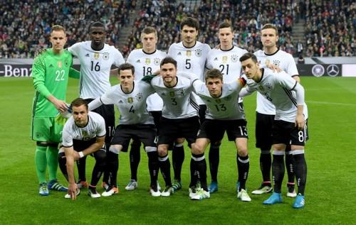 世界王者ドイツ、候補メンバー27名を発表…ヴァイグル、キミッヒらが初招集
