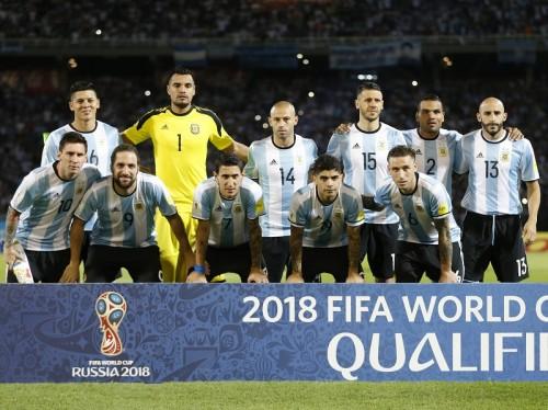 ●コパ・アメリカに臨むアルゼンチン代表23名が決定…メッシら豪華攻撃陣