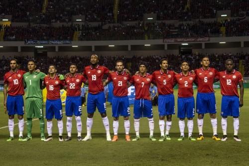 コパ・アメリカに臨むコスタリカ代表23名決定…W杯8強メンバー13名