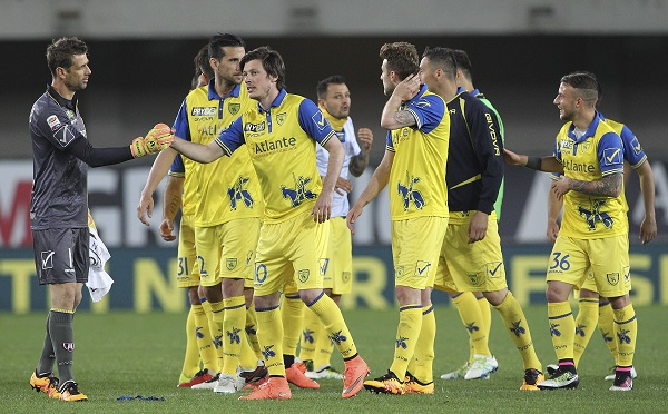 AC Chievo Verona v Frosinone Calcio - Serie A