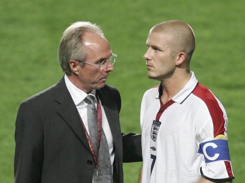 ユーロでイングランド代表の躍進に期待…エリクソン氏「優勝もある」