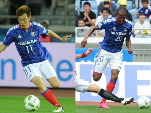 【予想スタメン】両チーム離脱者多数…サイドに役者がそろう横浜FM、神戸守備陣を崩せるか