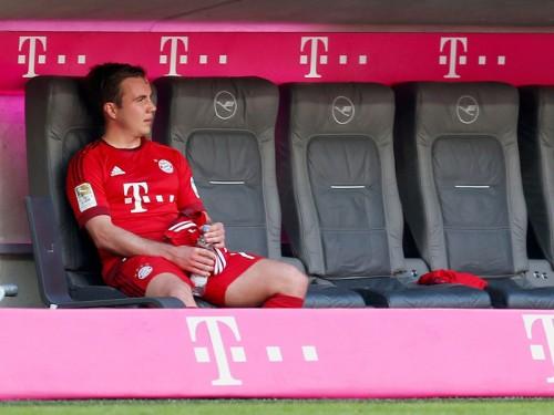 「試合に出たいのなら」…バイエルン次期指揮官、ゲッツェの移籍容認