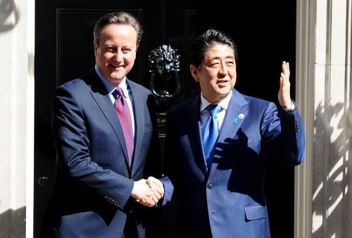 レスター岡崎を英国のキャメロン首相も称賛!「キーとなる役割を果たした」