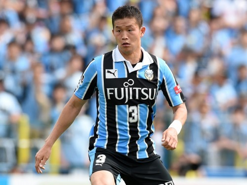 U23日本代表に痛手、川崎DF奈良竜樹が左足骨折…復帰まで約4カ月