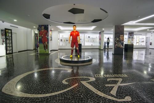 ●【写真ギャラリー】輝かしいキャリアを歩むC・ロナウド…故郷にあるミュージアム『Museu CR7』