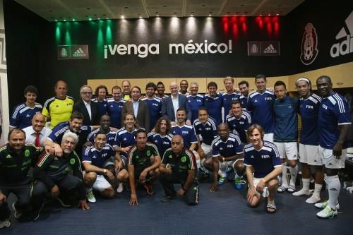 中田英寿氏、超豪華メンバーとともに『FIFAレジェンズ』に名を連ねる