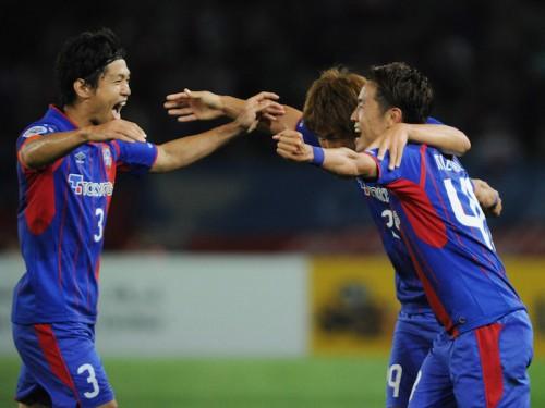 水沼が技ありFK&豪快ボレーで2発…FC東京、上海上港に先勝でACL初8強へ前進