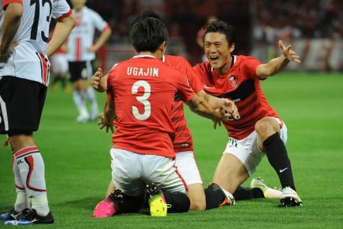 浦和、8年ぶりのACL8強へ向けFCソウルに先勝…宇賀神の1点を守り切る