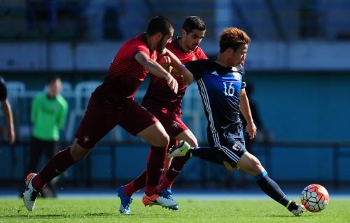 【動画】浅野、南野らが先発、U-23日本代表がポルトガルに敗れてトゥーロン連敗