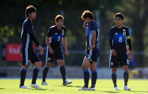 U23日本がトゥーロン連敗…ポルトガルに完封負け、後半の猛攻実らず
