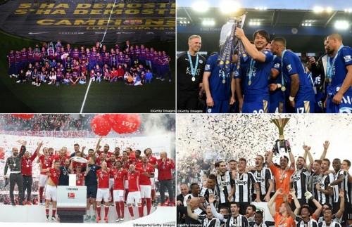 これを読めばすべてわかる! 欧州4大リーグ15-16シーズン「全クラブ通信簿」