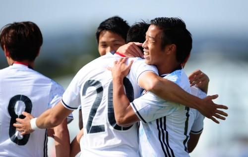 U23日本、富樫&南野弾で大会初勝利も…後半はチャンス少なく課題残す