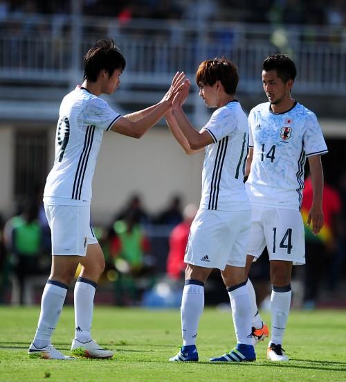 【動画】富樫&南野のゴールでU-23日本代表がギニアに勝利
