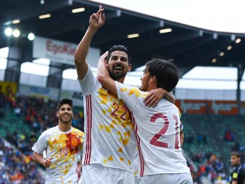 ノリート2発のスペインが快勝…キリン杯で来日のボスニアは3失点敗戦