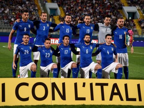 ユーロに臨むイタリア代表23名が決定…負傷のモントリーヴォは選外に