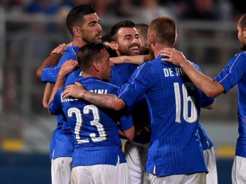 吉田の同僚ペッレが決勝弾…イタリアがスコットランドに完封勝利
