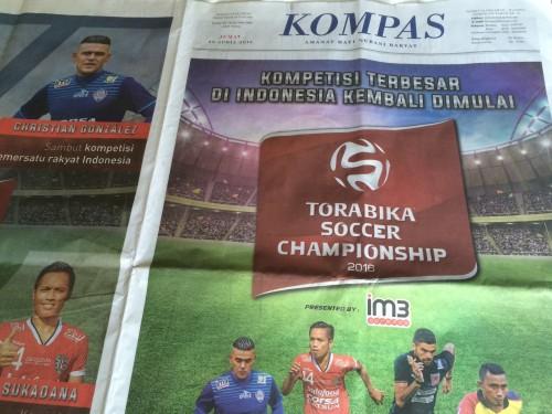 No Football, No Life インドネシアで新リーグが開幕!