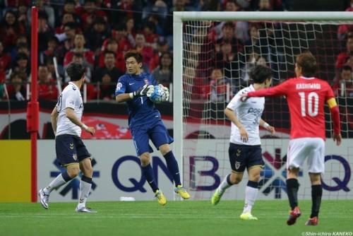 浦和はホームでドローに終わり2位通過…決勝T1回戦でFCソウルと対戦