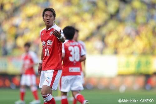 足がつってもゴールを目指し続けた熊本MF清武功暉…原動力は「サポーターの声」