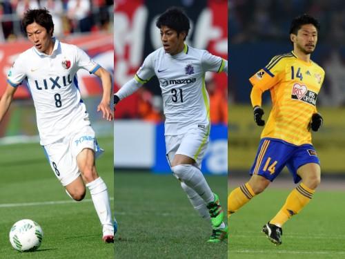 鹿島MF土居、広島FW宮吉、仙台MF金久保の得点が選出/J1・1st第14節ノミネートゴール