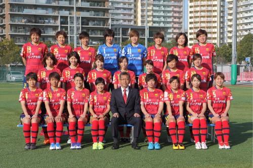 5月21日、INAC神戸が小学生向け無料サッカー教室、練習見学を開催