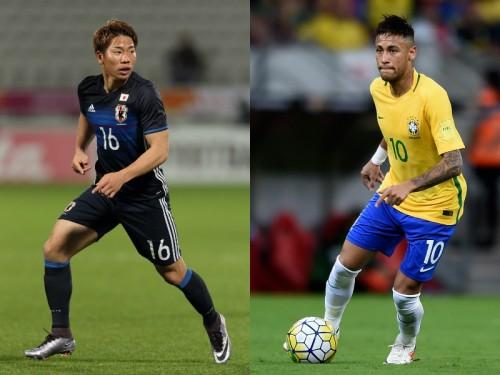 U23日本代表、リオ五輪直前にネイマール擁するU23ブラジルと対戦決定