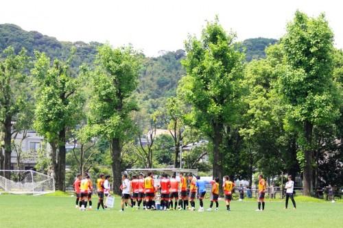 熊本が28日に神戸で町田戦を開催…内容と結果で多くの支援に「プラスワン」の恩返しを