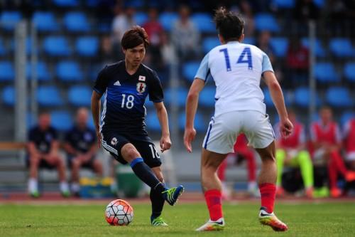 U23日本、イングランドに善戦も痛恨のPK献上で敗戦…1勝3敗で終了